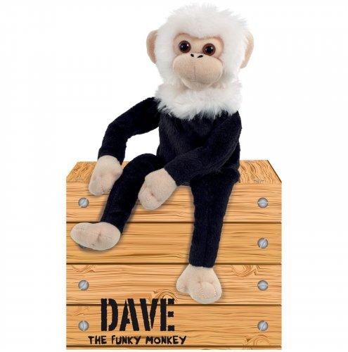 cheeky pets Dave the monkey £8.99 @ eBay / Argos