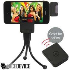NiceDevice: Remote Photo Clicker with Tripod £4.99 @ Home Bargains