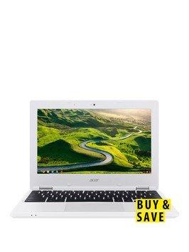 "Acer Chromebook CB3-131-C8D2 - 11.6"" - Celeron N2840 - 2 GB RAM - 16 GB SSD £149.99 @ Very"