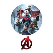 Avengers Age of Ultron Pendulum Wall Clock £6.25 (Low Stock) @ 365Games.co.uk