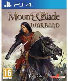Mount and Blade: Warband on PS4 and Xbox One £13.99 release on 16/09/16 Preorder @ Amazon