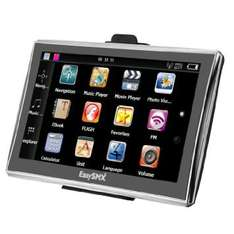 EasySMX GPS Navigator 7 Inch TFT LCD Touch Screen Preloaded Maps Music/Movie Player Multi-language Compatible with Window XP DOWN from £109.99 to £29.99 @ Amazon Lightning Deals