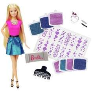 Barbie Glitter Hair Doll £11.99 @ Argos