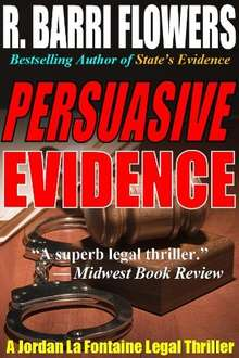 Persuasive Evidence (A Jordan La Fontaine Legal Thriller) Amazon Kindle