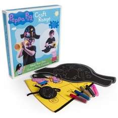 Peppa Pig George Make Your Own Pirate Set £4.99 @ Argos