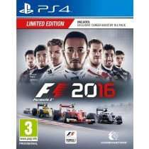 F1 2016 Limited Edition Playstation 4 & Xbox One - £36.95 TheGameCollection