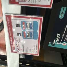 2 X 1litre Listerine Mouthwash bottles at Costco - £5.38!!