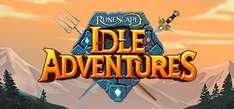 Runescape: Idle Adventures (clicker game) Free on Steam