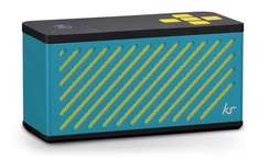 KitSound Tilt Bluetooth Speaker with NFC One-Touch Pairing and Built-In Microphone Blue £15 @ tesco ebay outlet
