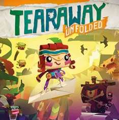 Tearaway Unfolded PS4 £6.01 @ Boomerang Rentals