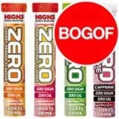 High 5 Zero BOGOF & 20% off at Discount Supplements - £4.99 (plus delivery - calculated checkout based on weight/postcode)