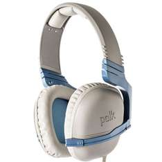 New Polk Audio Striker P1 Gaming Headset For PS4 Xbox PC Wii Blue colour £25 @ Tesco ebay outlet