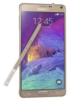 Samsung Galaxy Note 4 N910F - Brand new from Amazon
