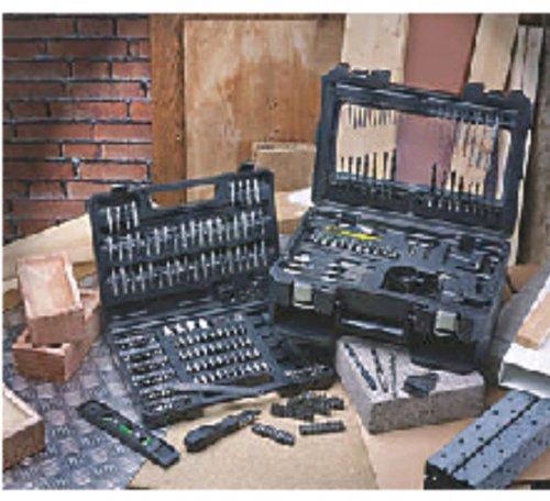 Drill bit set 302 pieces £24.49 @ Screwfix