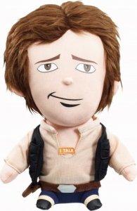 Star Wars Han Solo Talking Plush £6.29 Prime - £11.02 Standard Del. Amazon