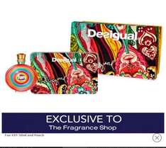 Desigual Fun EDT 50ml and Pouch for only £13 at thefragranceshop.co.uk + free standard delivery