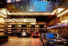 The Savoy Hotel London, AA-Rosette 2 Course Lunch + Wine & Coffee for 2 = £49 @ Travelzoo