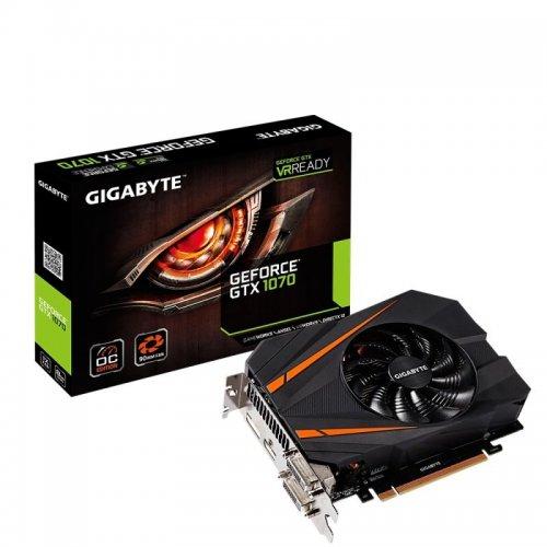 Gigabyte GeForce GTX 1070 Mini ITX OC 8GB GDDR5 Graphics Card £364.98 Ebuyer