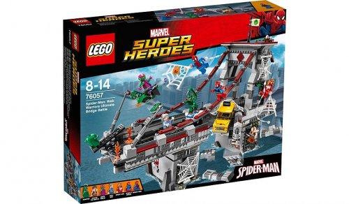 Lego bridge battle warriors £52.97 @ asda direct