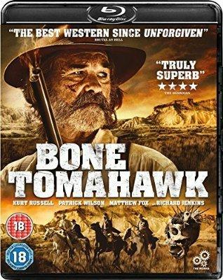 Bone Tomahawk [Blu-ray] £8 in store @ Sainsbury's