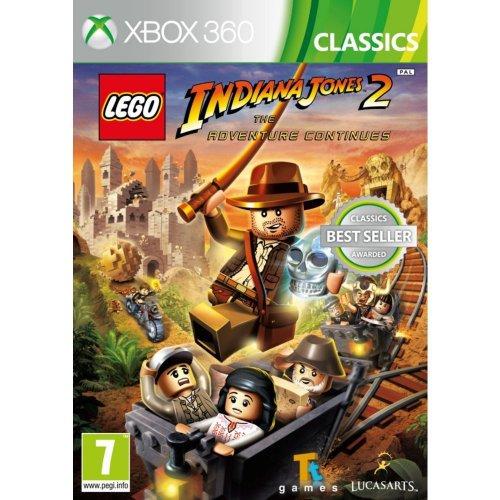 [Xbox 360] LEGO Indiana Jones 2: The Adventure Continues - £6.99 - eBay/Argos