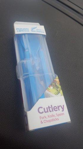 Sainsbury's Local Sistema Cutlery 20p @ Sainsbury's local