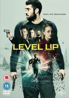 See UK thriller Level Up first and for free 19th September 2016