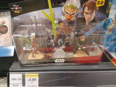 Disney Infinity Twighlight of the Republic Playset Ps4/Xbox/Wii U instore at Tesco Reading for £4