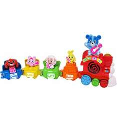 Vtech Animal Train (Was £24.97) Now £12.45 C&C at Asda George