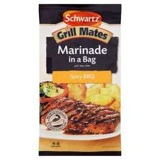 Schwartz  Marinades 200g: 50p at Morrisons (variable delivery charges apply)