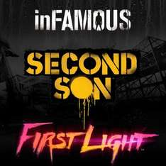 inFamous Second Son & First Light only £10.99 for Plus Members @ PSN Store, both with Pro updates incoming