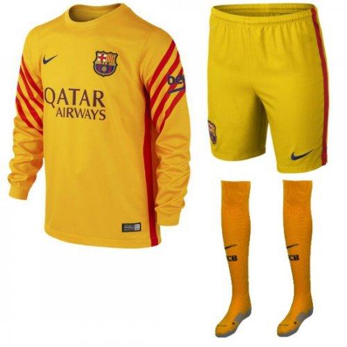 2015/16 FC BARCELONA STADIUM AWAY Childrens Football Kit £25.49 Nike Store
