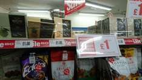 Beeches chocolate creams - dairy free/vegan £1 at Boyes