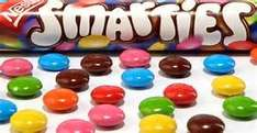 Large Tubes Smarties 150g , Fruit Pastilles 125g , Rolo 100g , Munchies 100g , Milky Way, Jelly Tots             2 for £1.50  @ Tesco