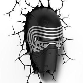 Star Wars  The Force Awakens: 3D Deco Light: Kylo Ren £15.49 Delivered - ForbiddenPlanet.com