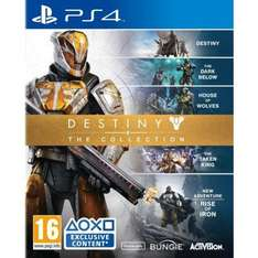 Destiny: The Collection PS4/XO £34.15 from The Game Collection using code