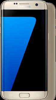 Samsung Galaxy Gold S7 Edge Refurbished @ Smartphone Company upfront £179.99 + £19/M total cost £636