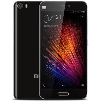 Xiaomi Mi5 smartphone 4G 32GB 3GB RAM Snapdragon 820 Type-C Black/Gold/White £229.66 @ Gearbest