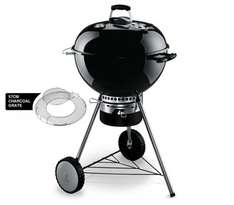 Weber Master touch bbq, 57cm at £179.10 bbqworld.co.uk