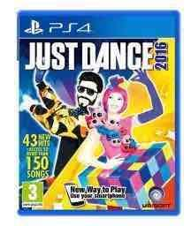Just Dance 2016 (ps4/xbox one) used £14.99 @ Grainger games