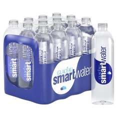 "Glacéau Smartwater 12 x 600ml £3.00 + £2.99 Delivery  ""Prime Only"" (Amazon pantry)"