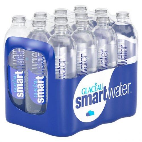 Glaciau Smartwater 48 x 600ml Amazon prime members only Save £2.99 shipping fee! @Amazon