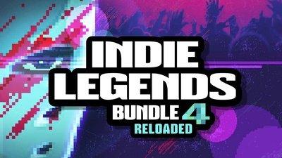 [Steam] Indie Legends 4 Bundle Reloaded £3.19 (BundleStars)