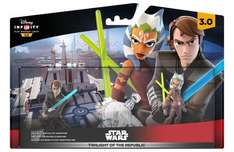 Disney Infinity 3.0 - Twilight of the Republic Play Set £4 and Tomorrowland Power Disc Pack 50p @ Tesco-Chester