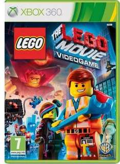 Lego Movie the game for Xbox 360 download - £6.24 @ xbox live marketplace plus more in description below