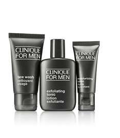 Clinique for Men Trial Kit (+ 2 Free Samples) £5.00 Delivered @ Clinique