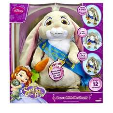 Sofia the first. Blue Ribbon Bunny. Dance with me Clover. £7.11 (Prime) / £11.86 (non Prime) @ Amazon