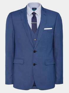 Burton - Slim Fit Suit - £29!! (limited sizes) Plus extra 10% off today