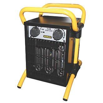 Stanley ST-02-230 Freestanding Electric Fan Heater 2000W Workshop / Greenhouse Heater Was 64.99 now £34.99 Screwfix