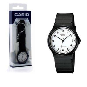 Cheap & Cheerful Casio Classic Mens/Ladies Casual Black Wrist Watch MQ-24-7BLL Water Resist + 2YR Warranty in Black £5.29 Del @ 7dayshop (2+ for £4.99 ea)